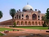 Гробница Хумаюна открылась в Дели после ремонта