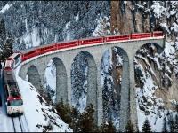 В Швейцарии можно будет получить скидки сразу  на восемь экскурсий