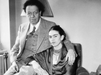В Париже открылась выставка Фриды Кало и Диего Риверы