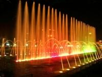 Отключение фонтанов началось в Санкт-Петербурге