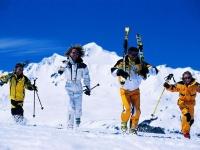 Доломитовые Альпы подготовили интересную спортивно-развлекательную программу