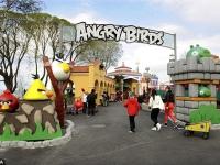 "Парк развлечений ""Angry Birds"" открыт на Канарах"