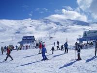 Лыжный курорт Сьерра-Невада ведет подготовку к зимнему сезону