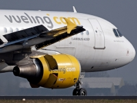 Vueling изменяет расписание рейсов Барселона-Санкт-Петербург