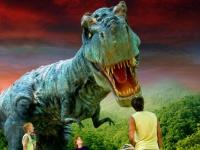 Парк динозавров в Праге будет продавать билеты детям по символической цене