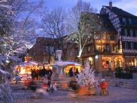Зимний лапландский городок появится в Хельсинки