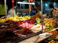 Новогодний рынок открылся в Паттайе