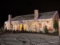 Самый большой в мире пряничный домик был построен в Техасе