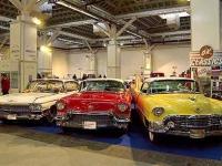 Выставка раритетных машин пройдет в Барселоне