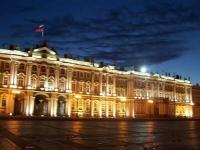 Крыша Эрмитажа примет туристов