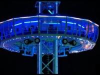 Смотровая башня была установлена в Брюсселе