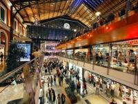 Старинный вокзал Мадрида превратят в развлекательный центр