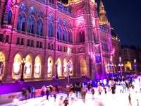 Новый каток откроется в самом центре Вены