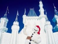 Зимний карнавал в Квибеке