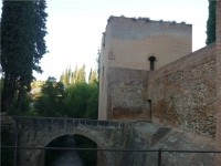 Башню пленных в Гранаде можно посетить в январе