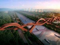 Мост в виде ленты Мебиуса будет построен в Китае