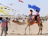 Фестиваль воздушных змеев пройдет в Дубаи