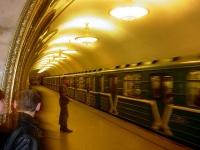 Часть Замоскворецкой линии метро не работает