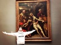 22 января по всему миру прошел музейный флешмоб