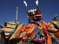 Буддийский Новый год в Бурятии