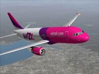 В четверг авиакомпания Wizzair сделает хорошие скидки на все украинские рейсы