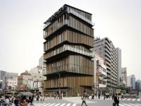 Новый туристический комплекс будет построен в Токио
