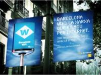 Все больше точек Wi-Fi появилось в Барселоне