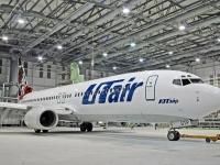 UTair намерена летать из Москвы в Балатон