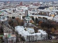 Ярославль попал в топ-10 самым популярных туристических направлений в России