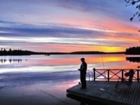 Особенности рыбалки в Финляндии