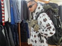 Специализированная одежда для туризма