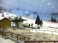 В Барселоне построят горнолыжный комплекс Snow World