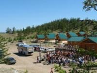 Отдых на Байкале в турбазе «Чара»