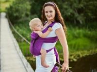 Слинги – оптимальное решение для путешествий с новорожденными