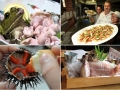 Блюда из живых существ