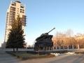 40 градусов мороза в Челябинске