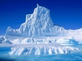 Долина подо льдом