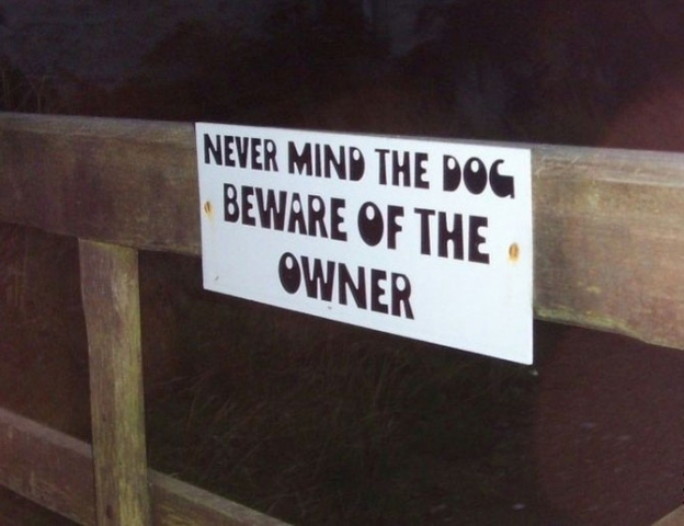 Beware-of-Owner