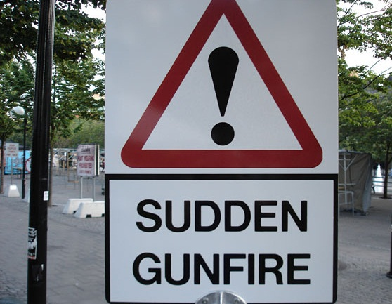 Sudden-Gunfire