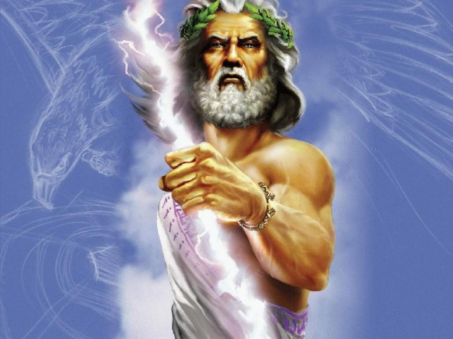 the role of zeus in homers