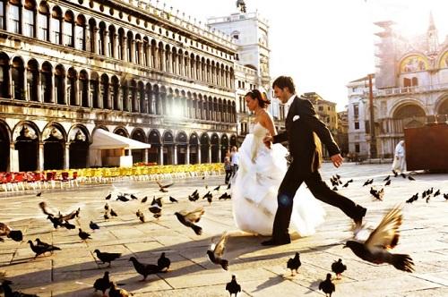 Свадебные туры в италию