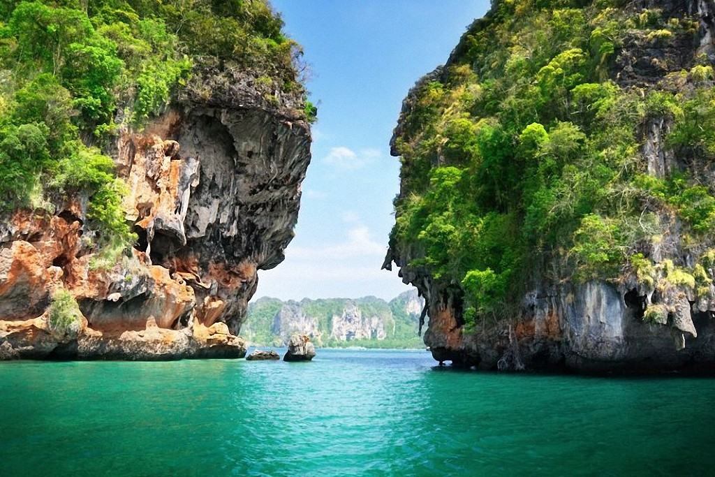Курорты тайланда куда лучше поехать в тайланд карта